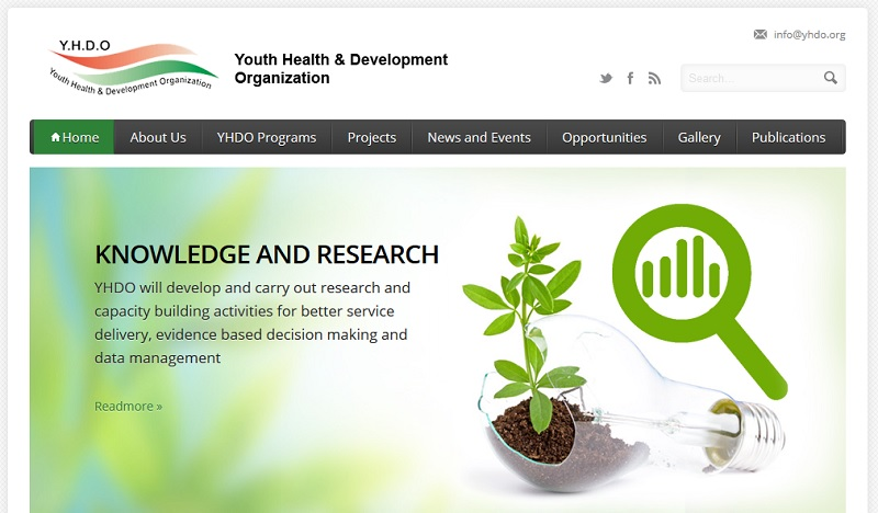Youth Health and Development Organization YHDO